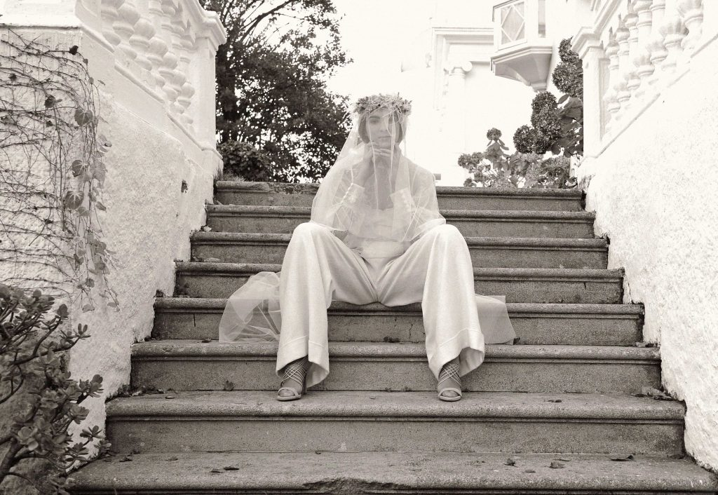 Vestido de novia Santander Luis Alonso